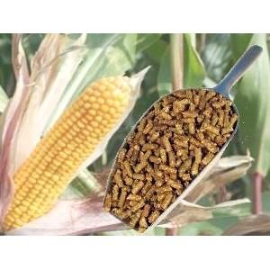 Kukuřičné pelety