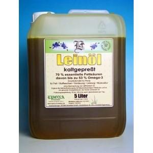 Lněný olej 5L